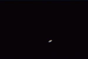 Screen shot video Saturne Maksutov